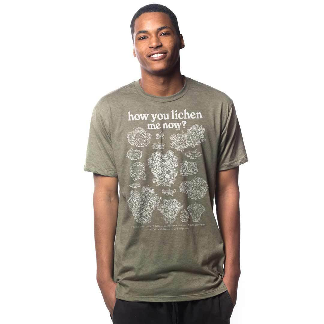 How You Lichen Me Now Vintage Inspired T-Shirt | SOLID THREADS