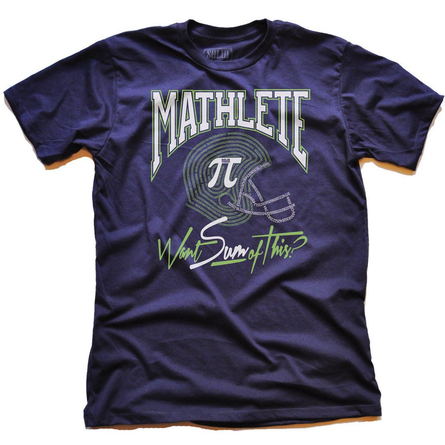 Mathletes Vintage T-shirts | SOLID THREADS
