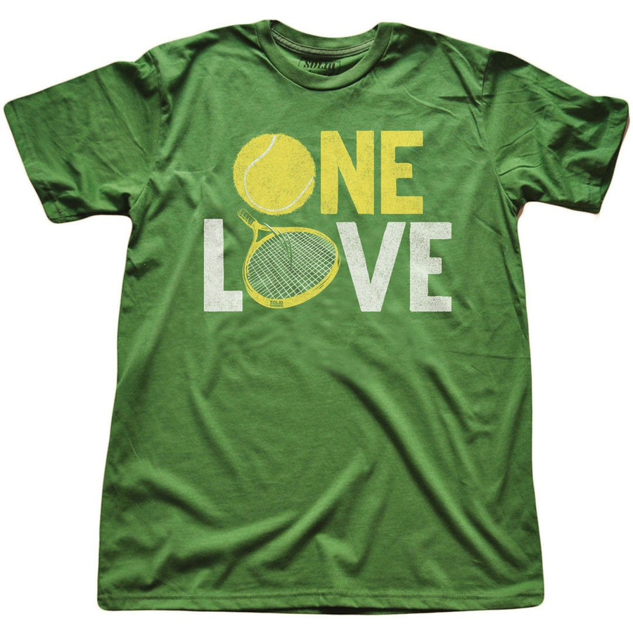 One Love Vintage T-shirt | SOLID THREADS