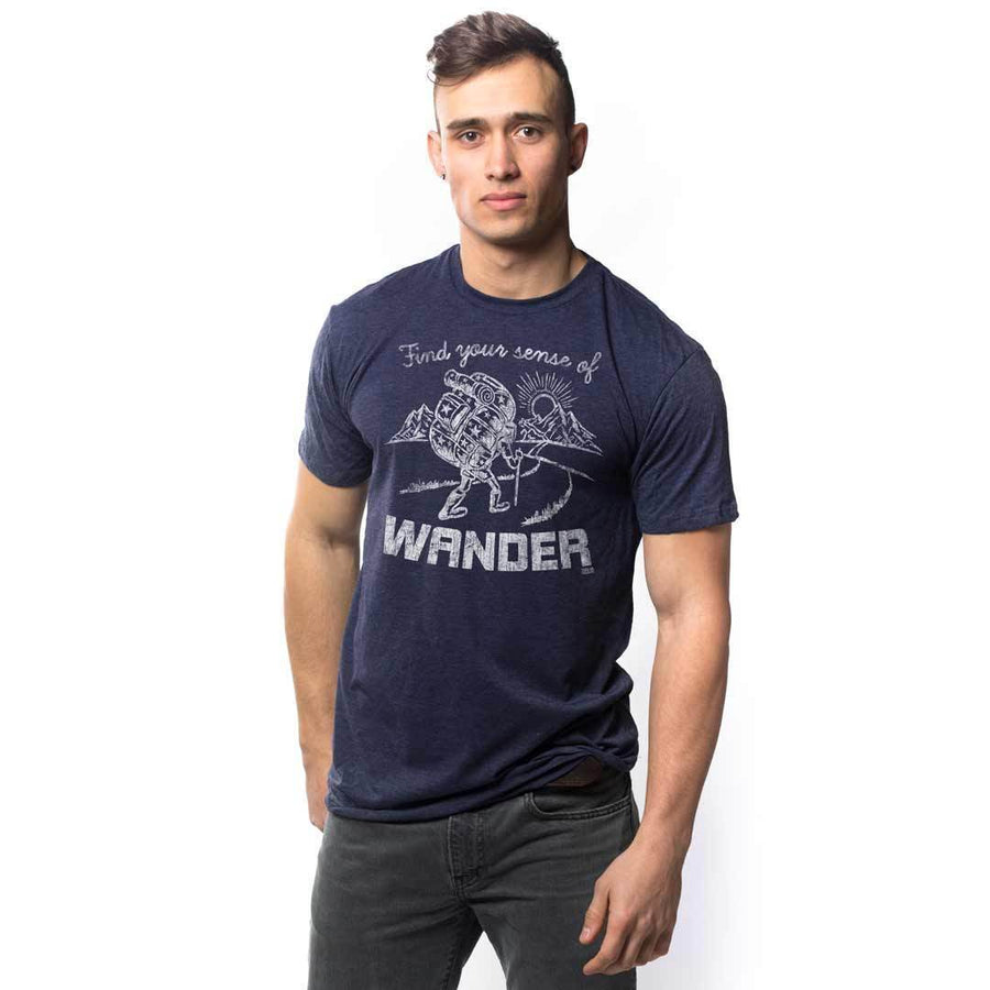 Find Your Sense Of Wander T-shirt