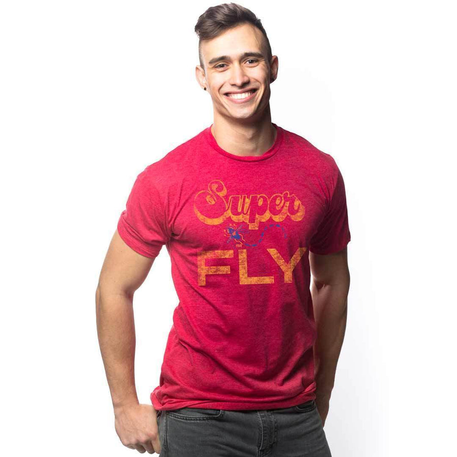 Superfly Vintage Inspired T-shirt | SOLID THREADS
