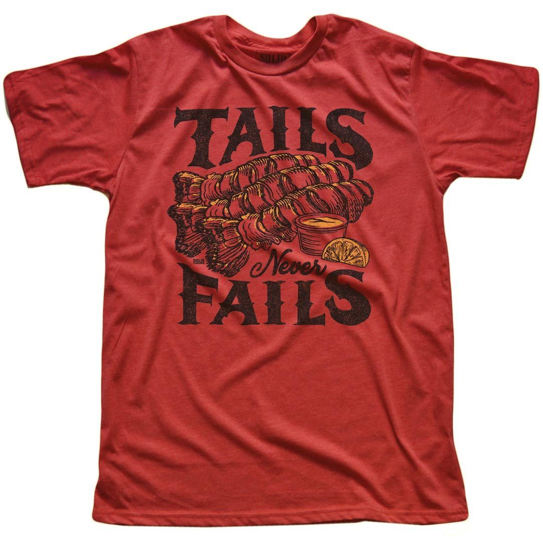 Never Fails Vintage Inspired T-Shirt | SOLID THREADS