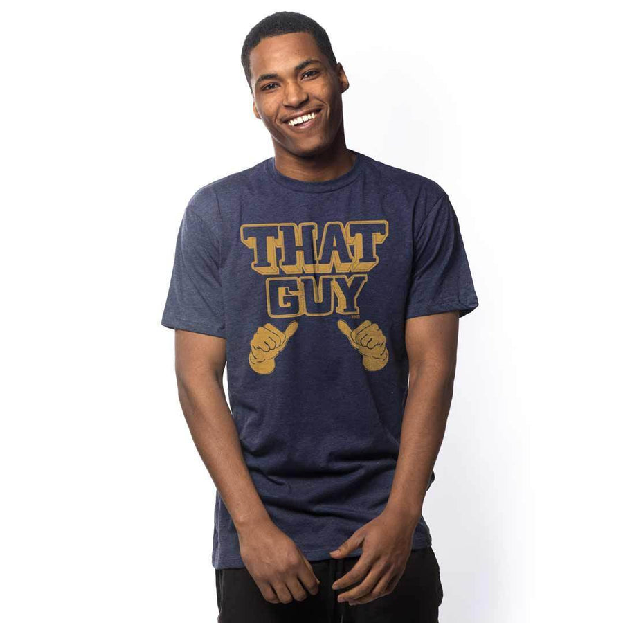 That Guy Vintage Inspired T-shirt | SOLID THREADS