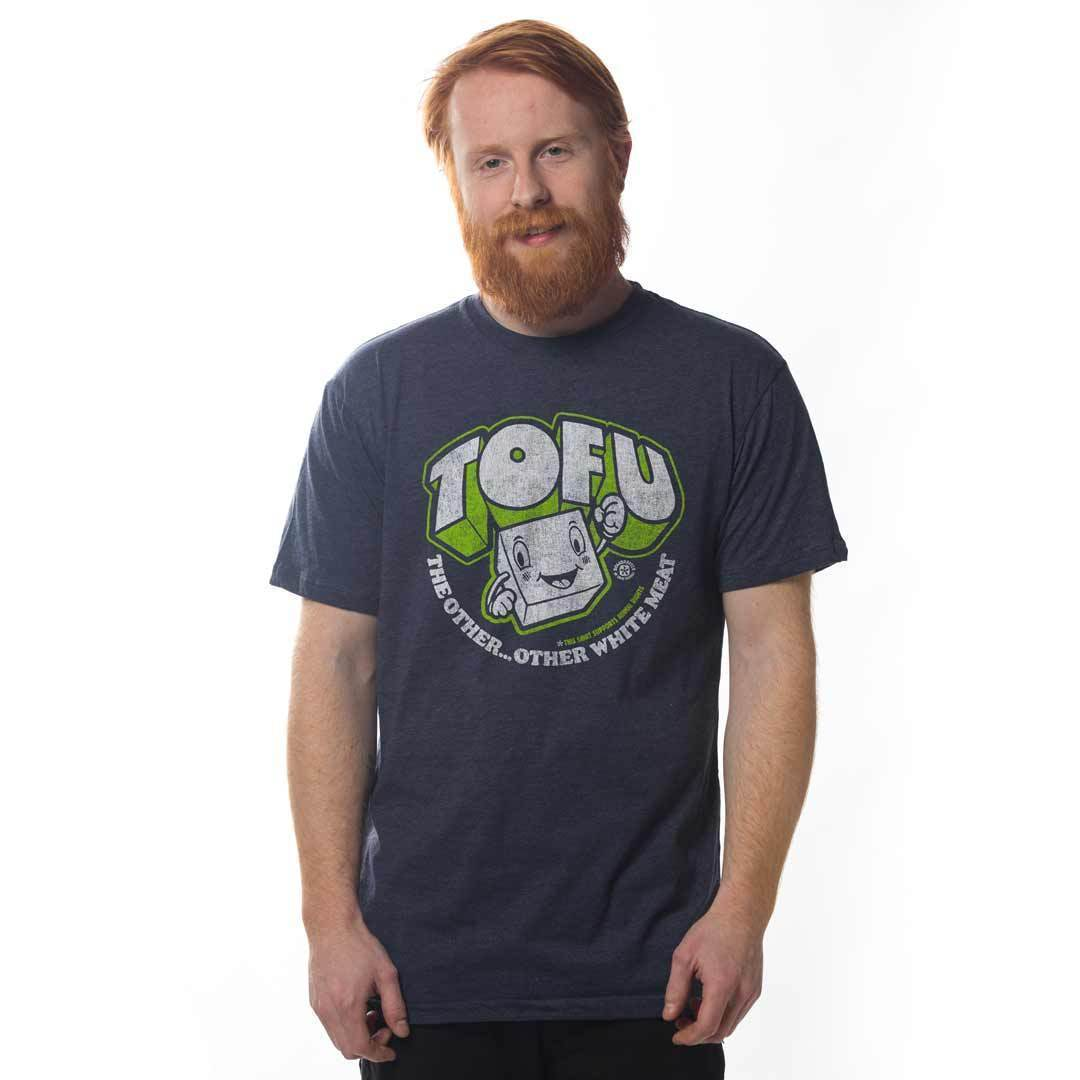 Tofu, The Other Other White Meat Vintage Inspired T-shirt | SOLID THREADS