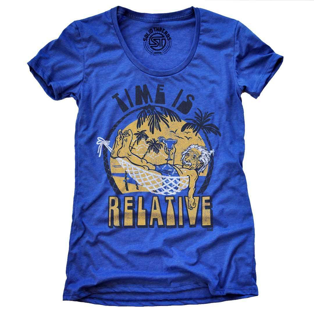 Women's Time Is Relative T-shirt
