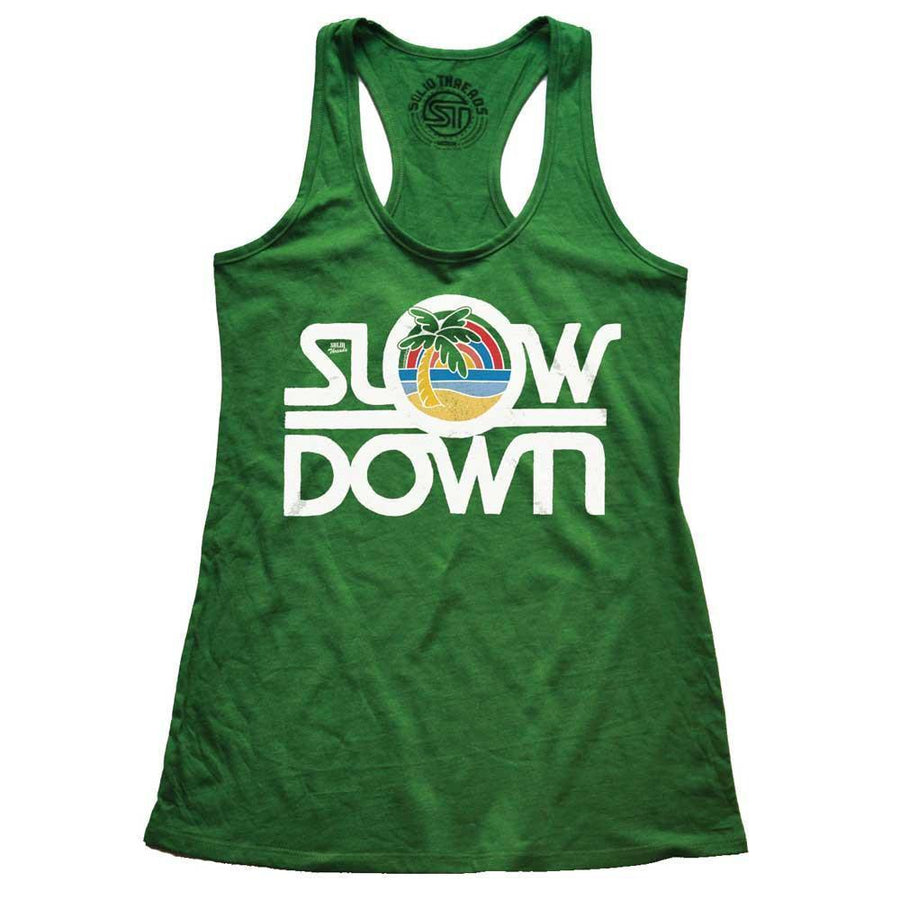 Women's Slow Down Tank Top