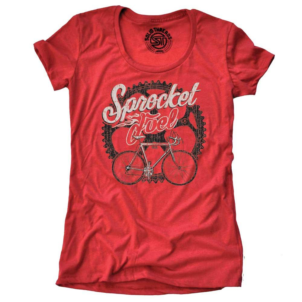 Women's Sprocket Fuel Vintage T-shirt | SOLID THREADS