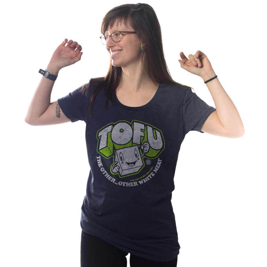 Women's Tofu, The Other Other White Meat T-shirt