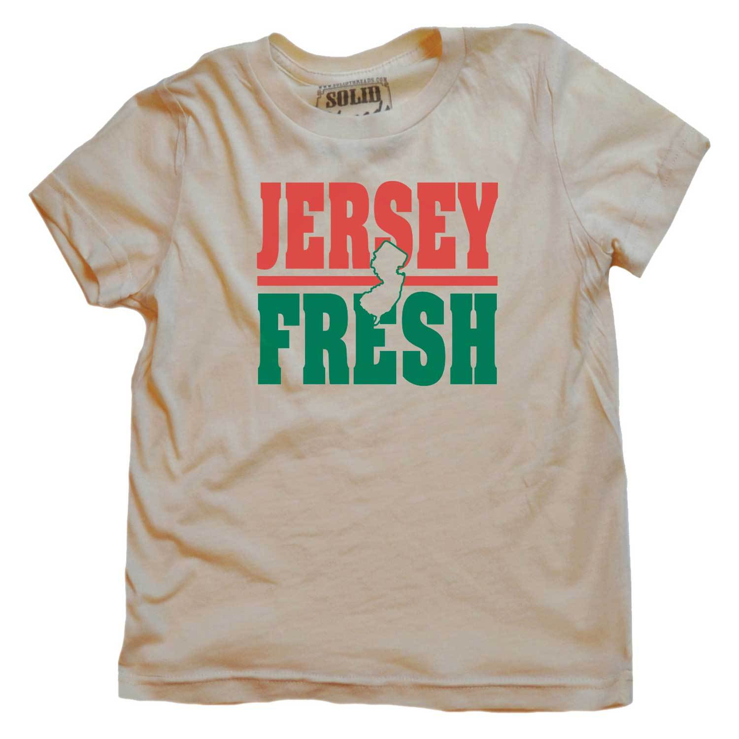Toddler's Jersey Fresh Retro Tee | SOLID THREADS