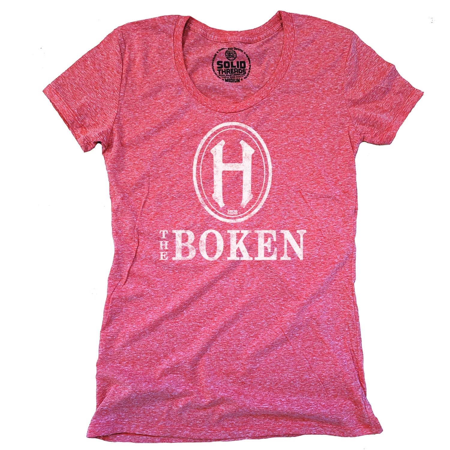 Women's The Boken Vintage T-shirt | SOLID THREADS