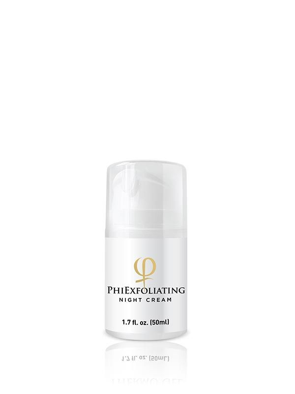 Phi Exfoliating Night Cream