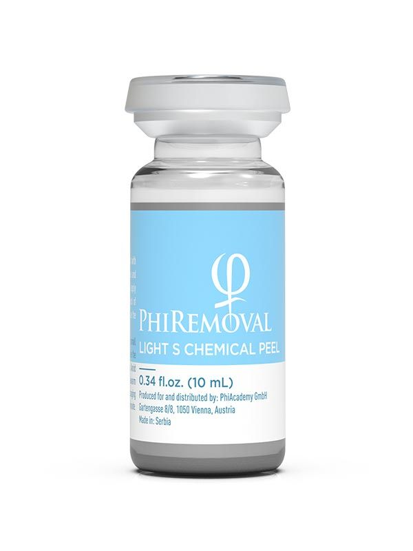 PHIREMOVAL LIGHT S CHEMICAL PEEL 10ML