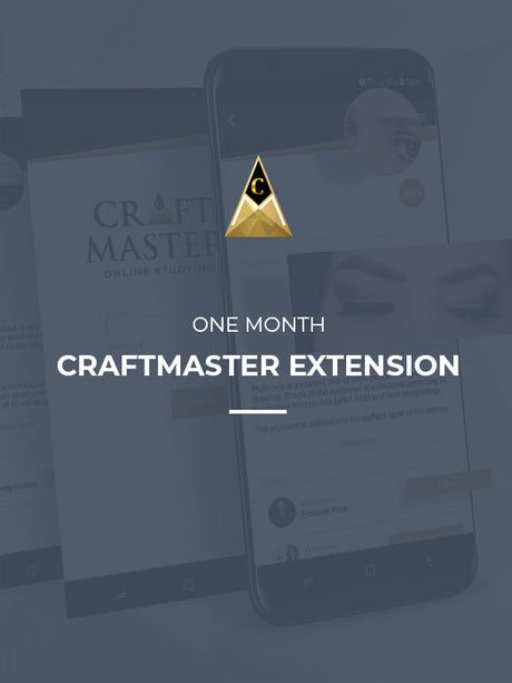 1 Month CraftMaster Extension