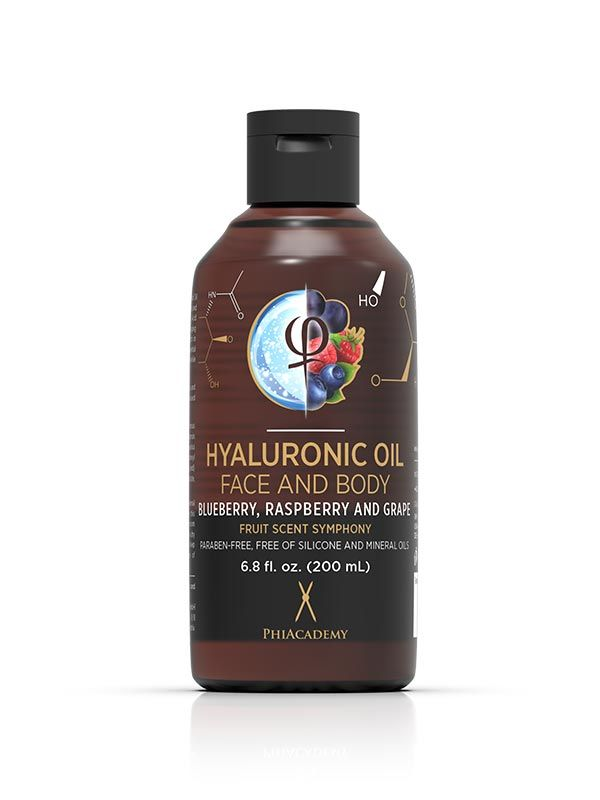 Hyaluronic Oil - Fruit Scent Symphony 200ML