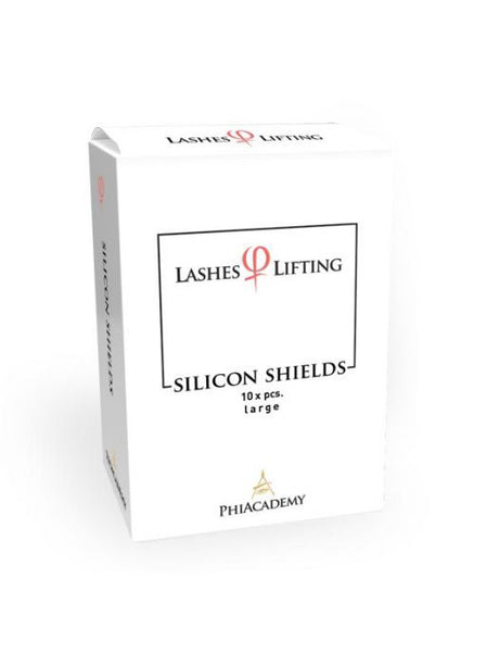 Phi Lashes Lifting Silicon Shields - Large 10 pcs