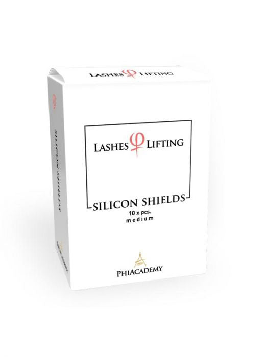 Phi Lashes Lifting Silicon Shields - Medium 10 pcs
