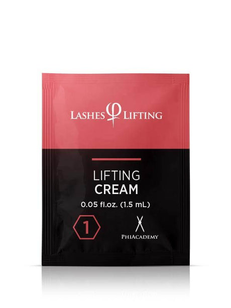 Phi Lashes Lifting Cream - Sachets 1,5ml 10 pcs