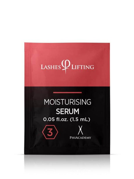 Phi Lashes Lifting Moisturising Serum - Sachets 1,5ml 10 pcs