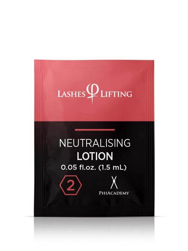 Phi Lashes Lifting Neutralising Lotion - Sachet 1,5ml 10pcs
