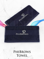 Phibrows™ Towel Black - PhiBrows™ Microblading Shop USA