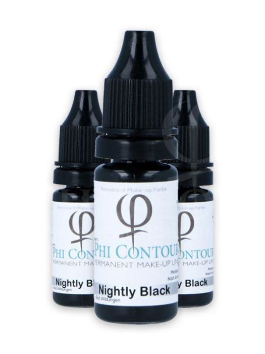 Phi Contour PMU Pigment Nightly Black