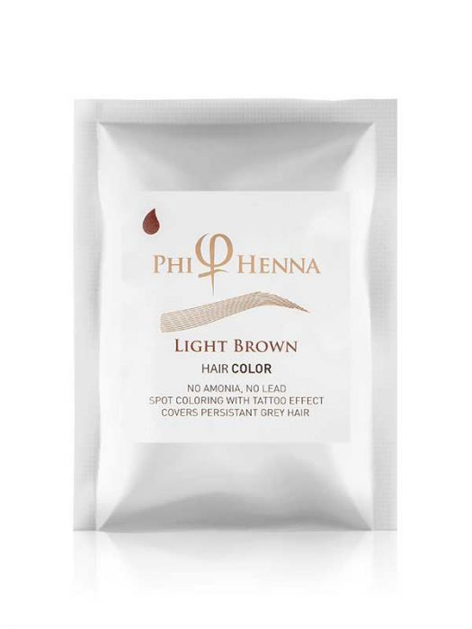 Phi Henna Light Brown