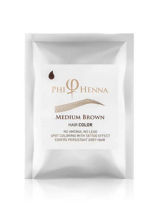 Phi Henna Medium Brown