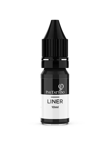 PHI TATTOO BLACK LINER 10ML