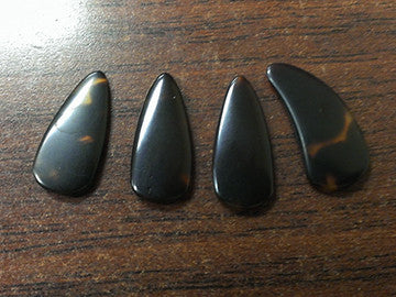Professional Guzheng Picks (Celluloid) - Both Hands Thickness 2.5mm