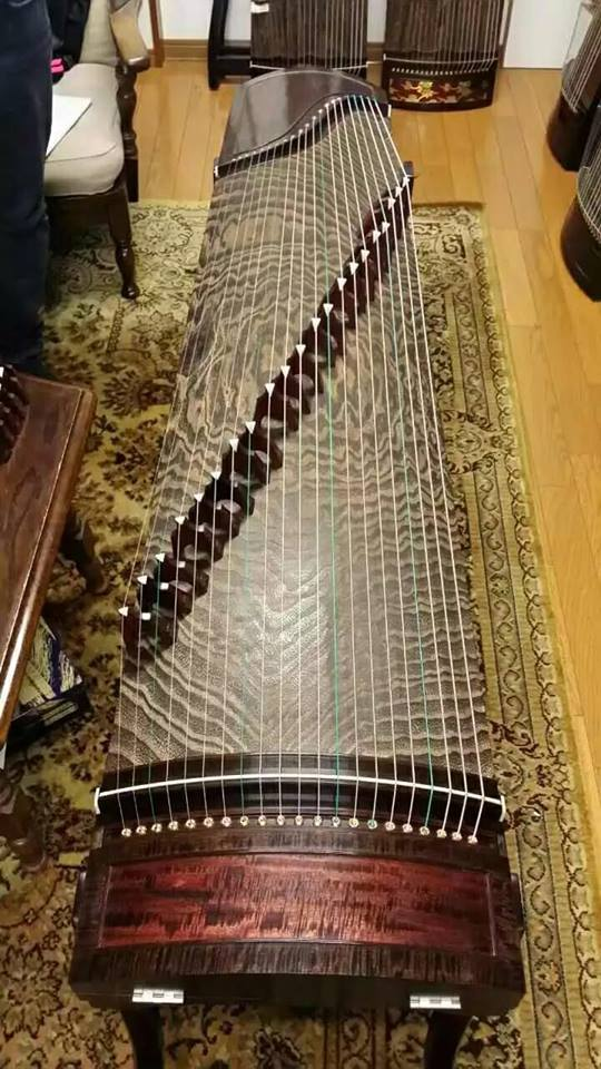 Mitsuya Koto Collection Guzheng (Made in Japan) みつや琴