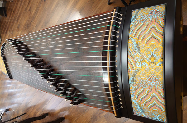 "Qinling Collection Guzheng ""Silky Jade"""