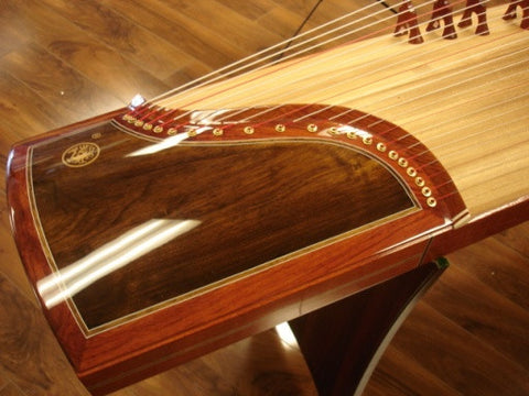 Scarlet Bird Zhuque Collection #10B Guzheng