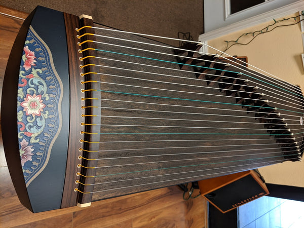 "Songbo Concert 49"" Madagascar Rosewood Guzheng ""Imperial Princess"""