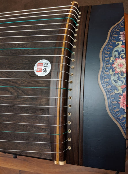 "Songbo Concert 49"" Madagascar Rosewood Electric Guzheng ""Imperial Princess"""