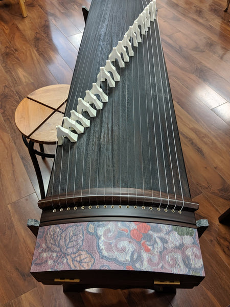 Songbo 18-Steel-stringed Madagascar Rosewood Guzheng