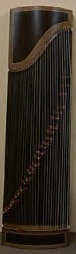 Songbo 26-string Brazilian Wood Guzheng