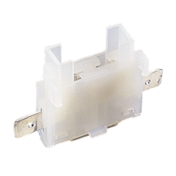 54402BL Narva In-Line Standard ATS Blade Fuse Holder for Use with Female 6.3mm B