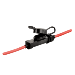 54410/10 Narva Low Profile In-Line Micro Blade Fuse Holder with Weather