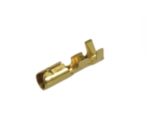 56203 Narva Non-Insulated Bullet Terminals - Pack of 100