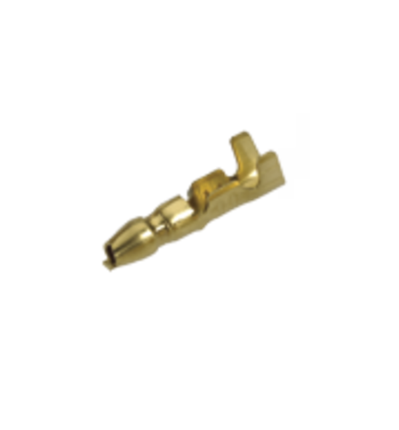 56205 Narva Non-Insulated Bullet Terminals - Pack of 100