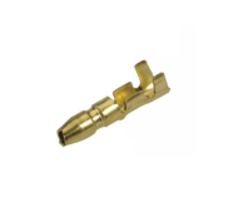 56207 Narva Non-Insulated Bullet Terminals - Pack of 100