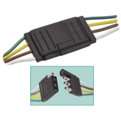 56294 Narva 4-Way Weatherproof Harness Connector