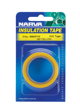 56805YW Narva Yellow Insulation Tape - Blister Pack