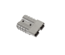 57200BL Narva Heavy Duty 50 Amp Connector Housing with Copper Terminals