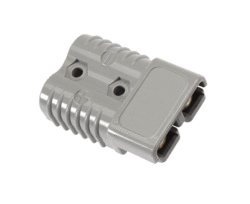 57215BL Narva Heavy Duty 175 Amp Connector Housing with Copper Terminals