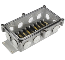 57850 Narva 8 Way 12 Port Weatherproof Junction Box