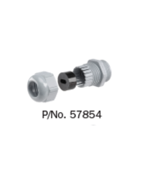 57854 Narva Compression Fitting 3 Core Flat Trailer Cable