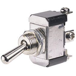 60056BL Narva On / Off / On Metal Toggle Switch