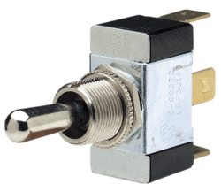 60063BL Narva Momentary On / Off / Momentary On Heavy-Duty Metal Toggle Switch