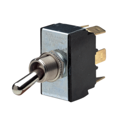60066BL Narva On / On Heavy-Duty Toggle Switch